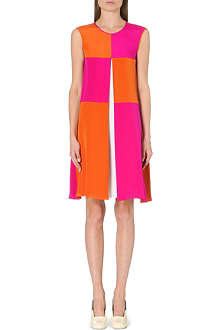 ROKSANDA ILINCIC Sleeveless pleat dress