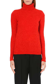 ROKSANDA ILINCIC Frennes wool-blend turtleneck jumper