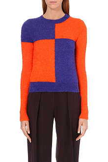 ROKSANDA ILINCIC Burnham checkerboard jumper
