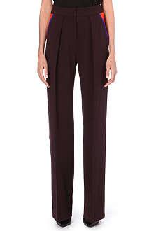 ROKSANDA ILINCIC Marlow wool-blend trousers