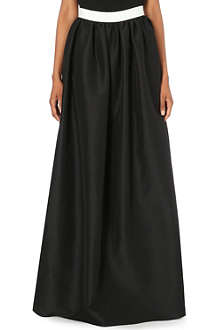 ROKSANDA ILINCIC Riven pleated maxi skirt