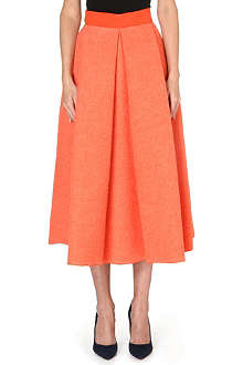 ROKSANDA ILINCIC Alia pleated midi skirt