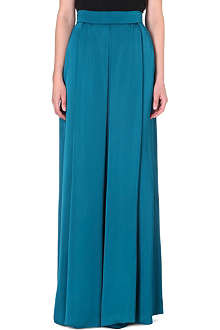 ROKSANDA ILINCIC Lalia pleated maxi skirt