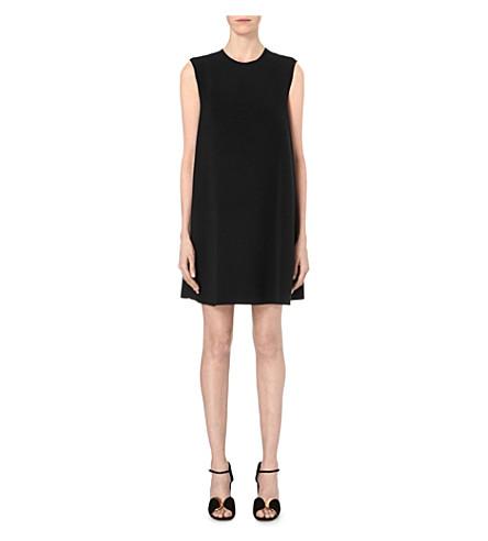 ROKSANDA Fuji pleated dress (Black/white