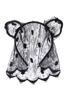 MAISON MICHEL Heidi cat veil