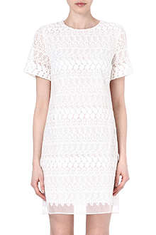 GIAMBATTISTA VALLI Lace shift dress