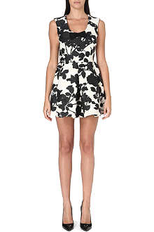 GIAMBATTISTA VALLI Floral brocade dress