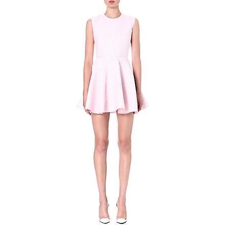 GIAMBATTISTA VALLI Sleeveless jacquard dress (Pink