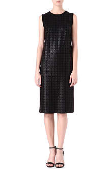 GIAMBATTISTA VALLI Macrame sleeveless dress