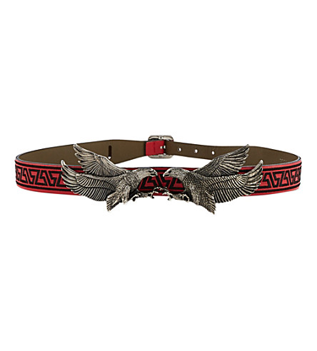 TOGA Eagle belt (Red