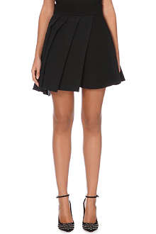 FAUSTO PUGLISI Pleated mini skirt