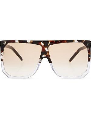 LOEWE Acetate oversized sunglasses