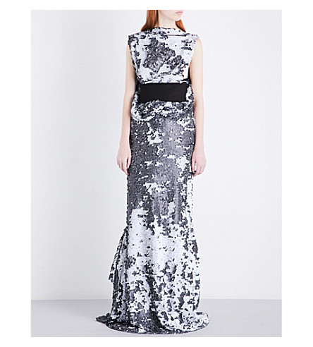 MATICEVSKI Myriad embellished gown (Starry+sequin