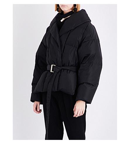 ALEXANDRE VAUTHIER Padded shell puffa jacket (Black