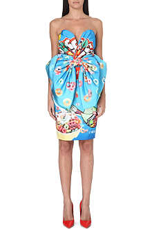 MOSCHINO Froggy Loops bow dress