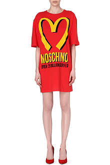 MOSCHINO M t-shirt dress