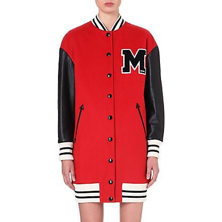 MOSCHINO Bomber jacket (11115
