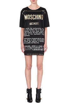 MOSCHINO Authentic t-shirt dress