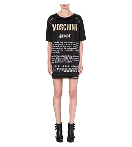 MOSCHINO Authentic t-shirt dress (1555
