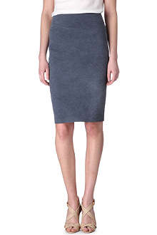 DONNA KARAN Textured pencil skirt