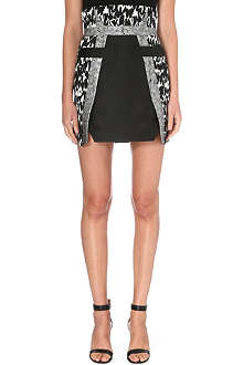ANTONIO BERARDI High-waisted fitted skirt