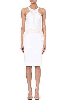 ANTONIO BERARDI Lace-front dress