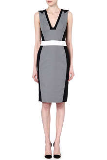 ANTONIO BERARDI Panelled dress