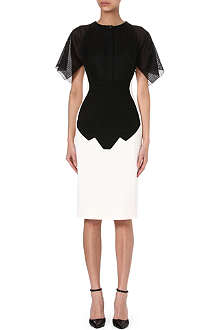 ANTONIO BERARDI Raglan sleeves dress