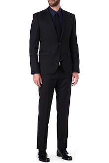 HUGO Adris/Heibo single-breasted suit