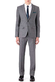 HUGO Aeron/Hamen wool-blend suit
