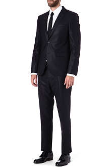 HUGO Aeron/Hamen single-breasted suit