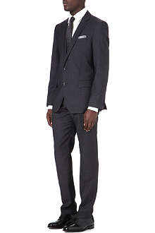 HUGO Two-piece wool suit