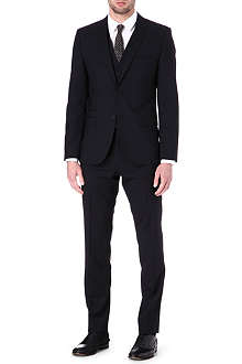 HUGO BOSS Arill/Wilm/Heven three-piece suit