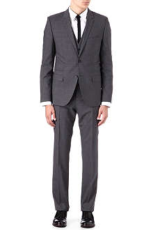 HUGO Arill/Wilm/Heven three-piece suit