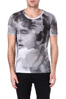 HUGO Icon photo t-shirt