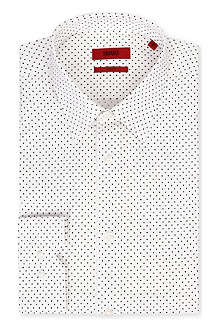HUGO Mini Triangles slim-fit shirt