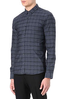 HUGO Ero checked shirt