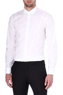 HUGO BOSS Slim-fit stretch shirt