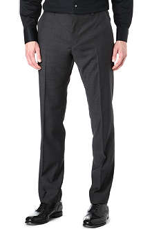 HUGO Regular-fit wool trousers