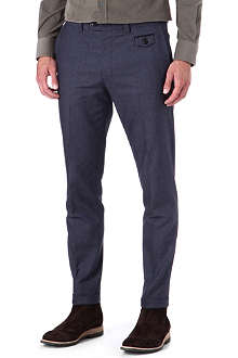 HUGO Pinhead tapered trousers