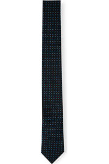 HUGO Small polka dot tie