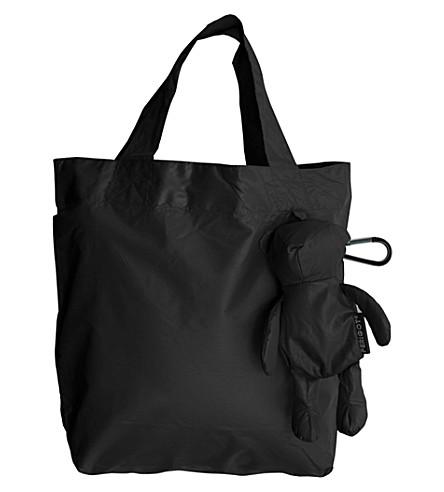 PERIGOT Bear shopper bag small
