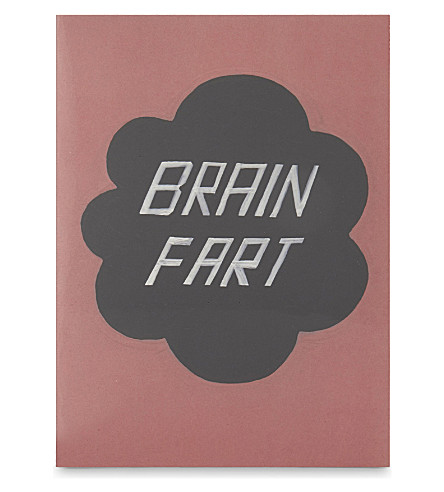 USTUDIO Brain fart A5 notebook