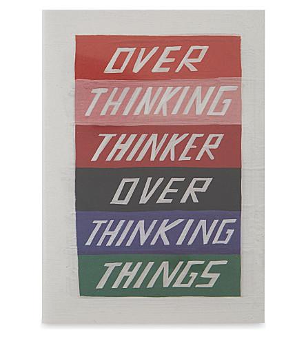 USTUDIO Overthinking A5 notebook