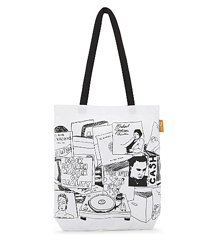 USTUDIO Album cover tote