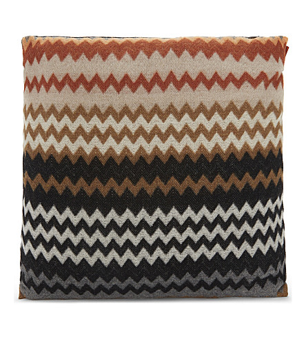 MISSONI HOME Humbert cushion 40cm x 40cm