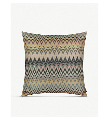 MISSONI HOME Masuleh jacquard cushion 40cm x 40cm