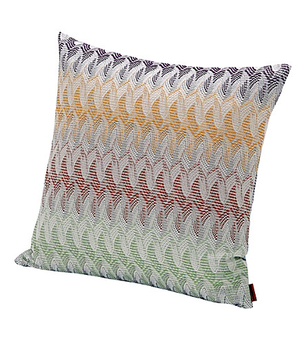 MISSONI HOME Rialma embellished cushion 40cm