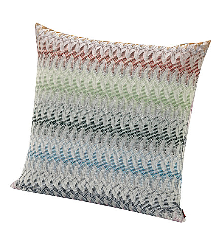 MISSONI HOME Rialma embellished cushion 60cm