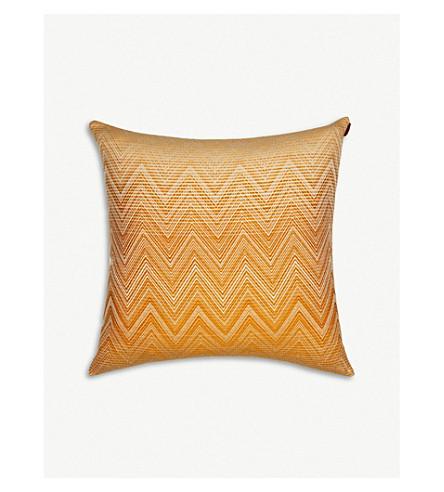 MISSONI HOME 提米锯齿羊毛靠枕50x50厘米